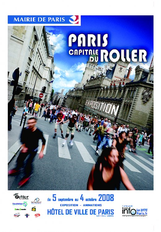 Paris Capitale du Roller